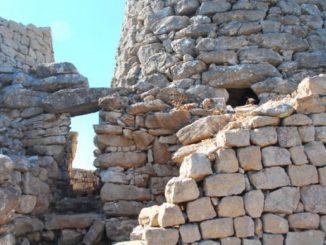 Nuraghe in Osini