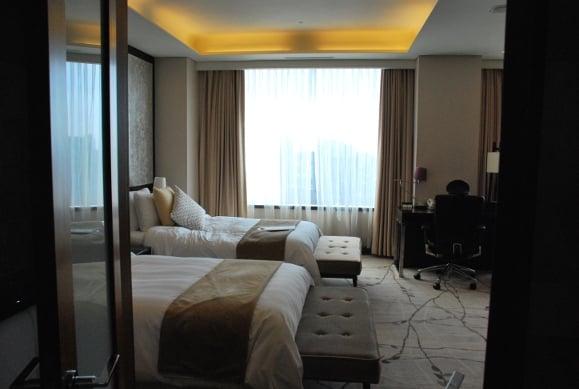 Una camera molto grande in Hotel a Seoul