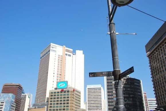 Seoul è simile a Tokyo