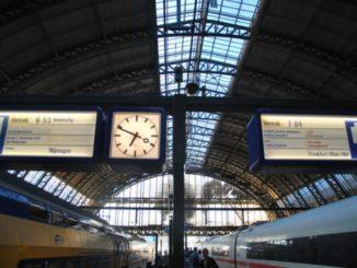 Railway Journey Again