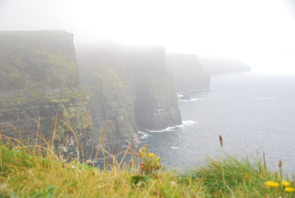 Misty Cliff of Moher