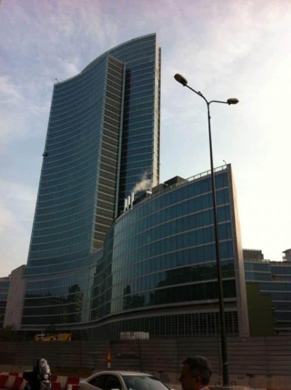 Skyscraper of Local Government