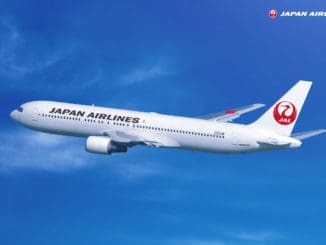 JAL Japan Airlines