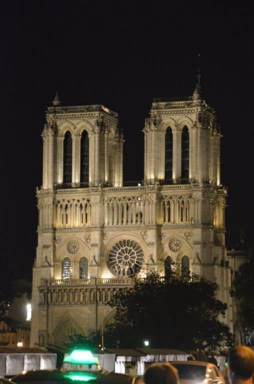 Notre-Dame will be next challenge