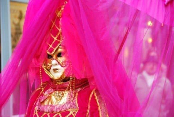 Carnevale sulle isole a Parigi