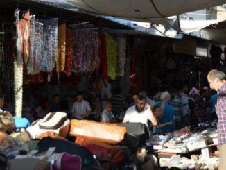 Abrumado por los mercados de Konya