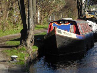 Camminare lungo il canale