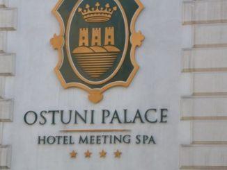 ホテルのスパについて
