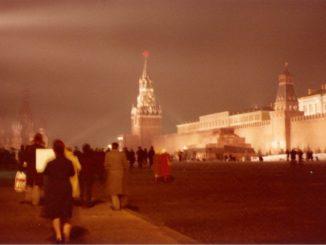 URSS, Moscú 1980 – 4