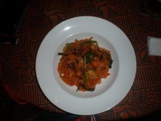 パスタ料理を解明する