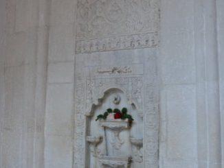 Questa è la fontana Bakhchisarai