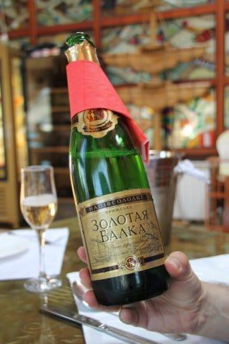 """Famoso por el """"Champagne"""""""