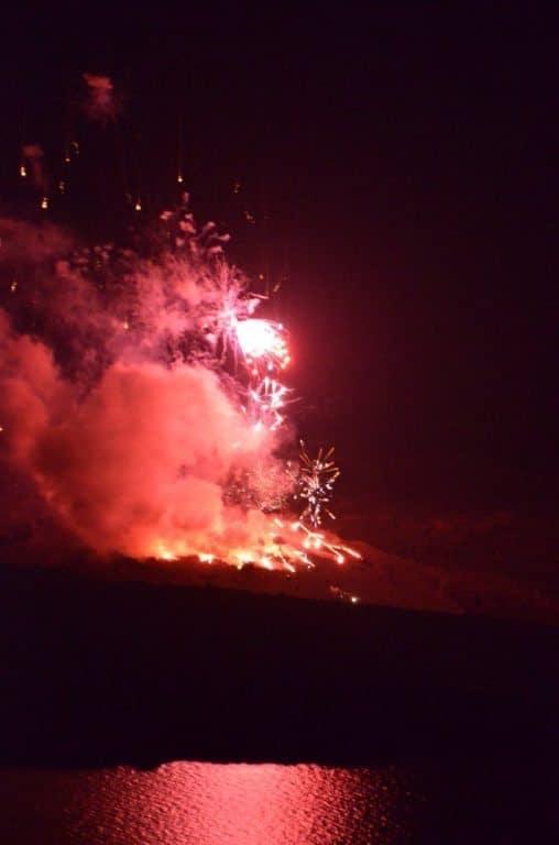 Volcano festival