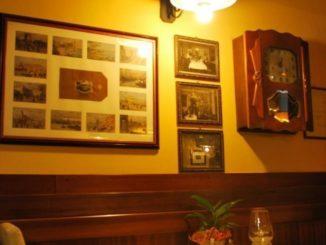 Relaxing restaurant