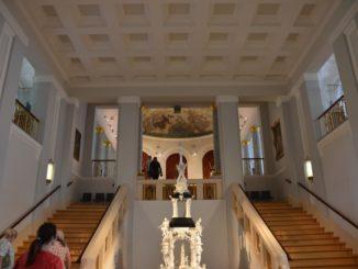 Il museo della porcellana di Meissen