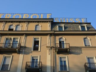 L'albergo a Como
