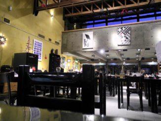 restaurant – interior, Dec.2015