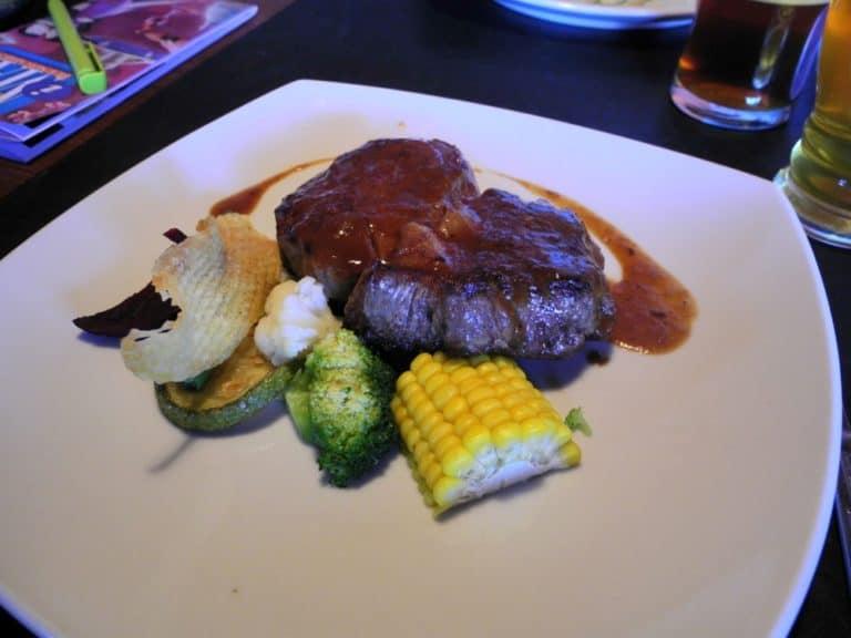 Meat in Argentina – Bariloche