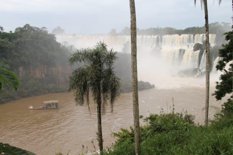 アルゼンチン―イグアスの滝