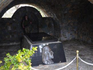tomb of Makarios – tomb, Mar.2015