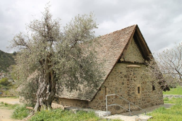 Simple church listed in the UNESCO World Heritage