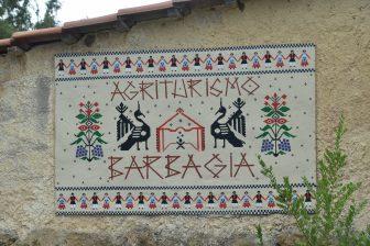 Italy-Sardinia-Alghero-agriturismo-Barbagia-sign