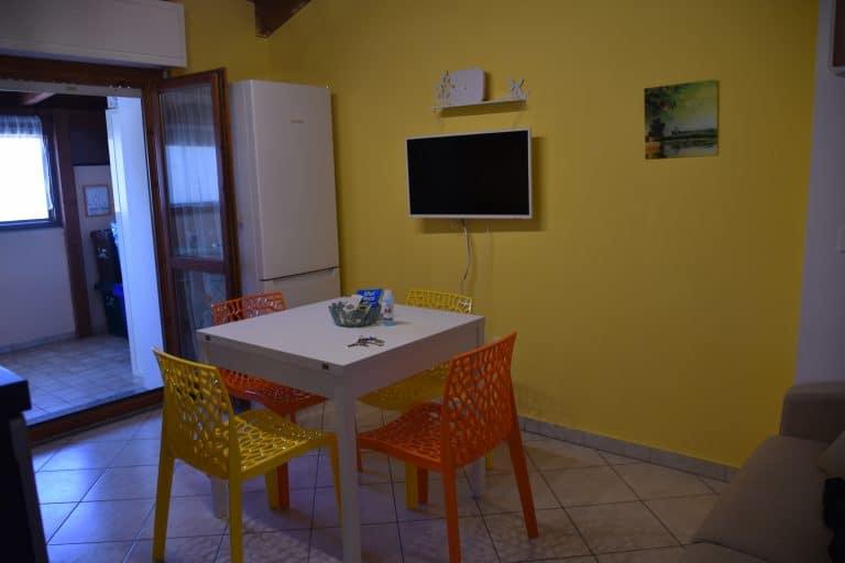 Soggiorno in Airbnb ad Alghero