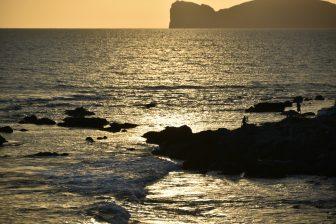 atardecer-mar-playa-Alghero-Cerdeña-Italia