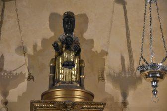イタリア サルディニア アルゲーロ 大聖堂 黒い聖母