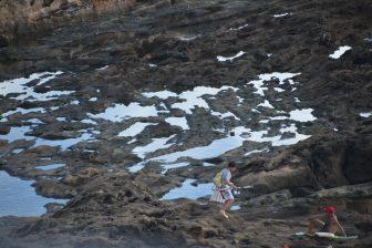 orilla-rocosa-Cerdeña-rocas-Alghero-playa