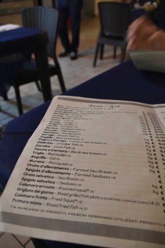 Italy-Sardinia-Alghero-market-restaurant-menu