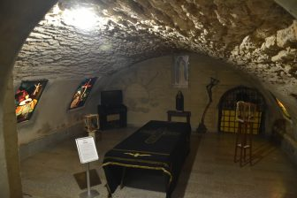 Alghero-chiesa-san-franscesco-cripta