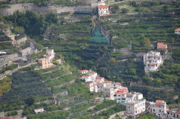 Ravello in Costiera Amalfitana