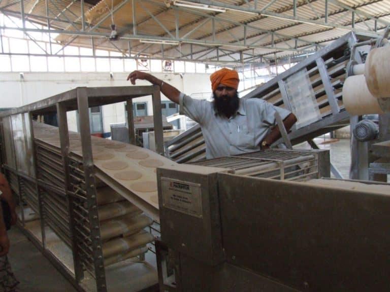 india, Amritsar – factory, Sept.2006 (Amritsar)