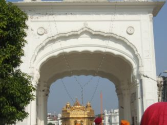 india, Amritsar – gate, Sept.2006