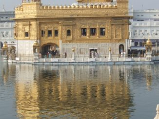 India, Amritsar – Golden Temple, Sept.2006