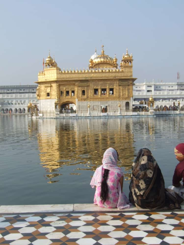 India, Amritsar – three, Sept.2006 (Amritsar)