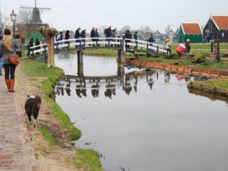 Group tour to outskirts of Amsterdam