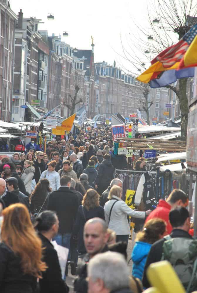 Olandesi ad Amsterdam