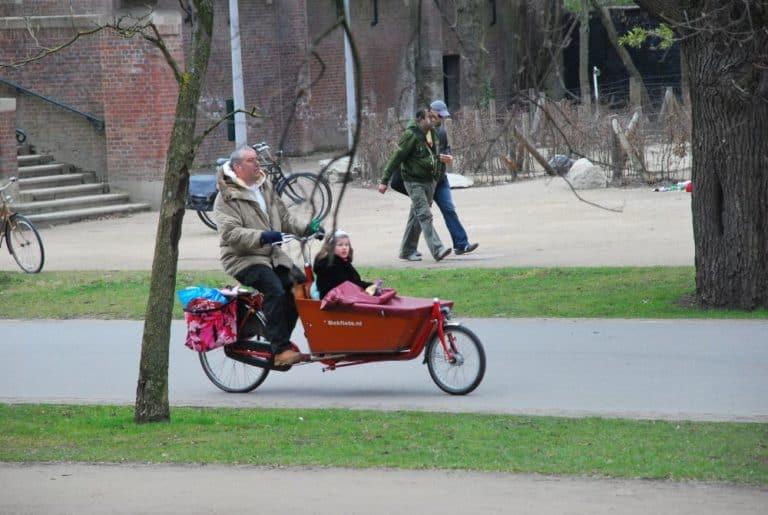 Come portare in giro i bambini ad Amsterdam