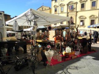 Italy, Arezzo – market, Nov.2014