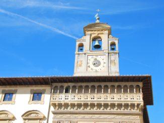Italy, Arezzo – bells, Nov.2014