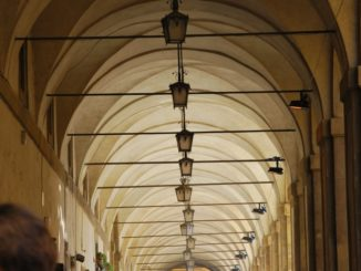 Italy, Arezzo – gallery, Nov.2014