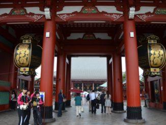Visitare il tempio Senso-ji