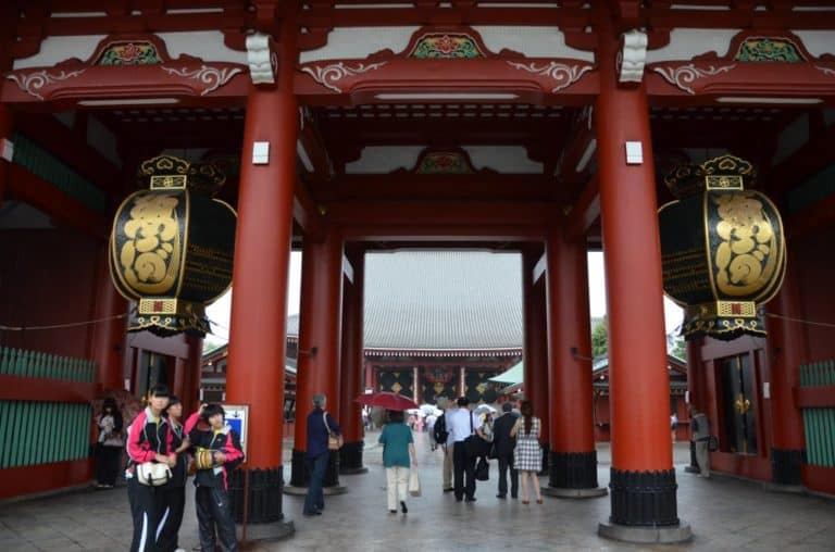 Visit Senso-ji temple