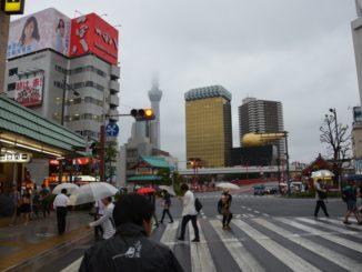 Japan, Tokyo – Asakusa, Aug.2014
