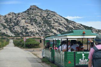 Italy-Sardinia-Asinara-Trenino-rocky mountain-road
