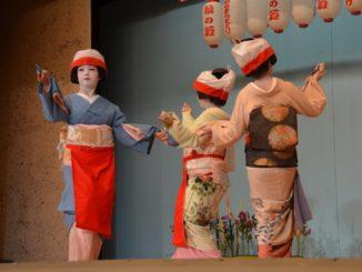 Danza di Geisha ad Atami