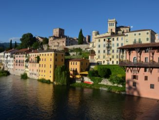Beautiful Bassano del Grappa