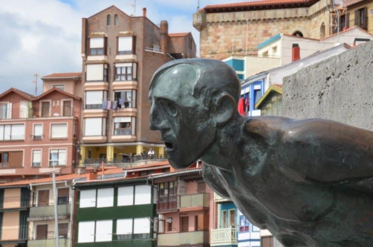 Spagna Paesi Baschi Bermeo